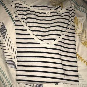 Bp striped T